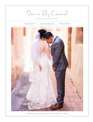 Dennis Roy Coronel Photography Client Magazine