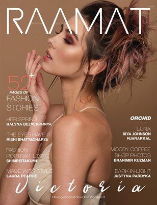 RAAMAT Magazine July 2021 Issue 4