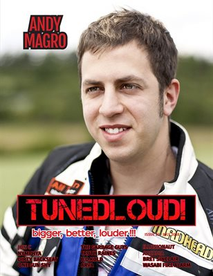 TunedLoud Magazine July 2018