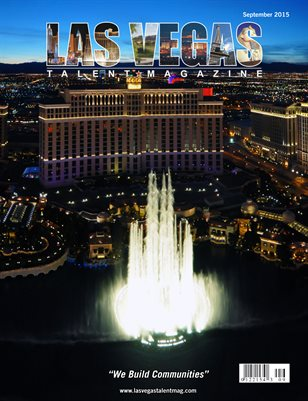 Las Vegas Talent Magazine September 2015 Edition