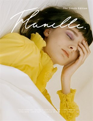 Flanelle Magazine Issue 15 - Zenith Edition