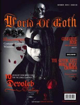 WORLD OF GOTH HALLOWEEN-OCTOBER