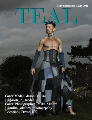 Teal Magazine Body Confidence Issue 3