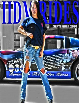 IIDM RIDES Sept 2016 (Remembering our Fallen Policemen)