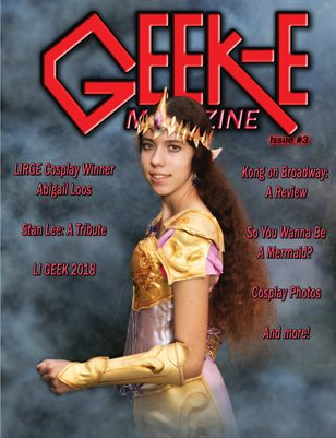 Geek-E Magazine #3
