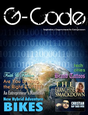 G-Code Magazine New Issue