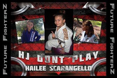Hailee Scarangello 2015 Poster
