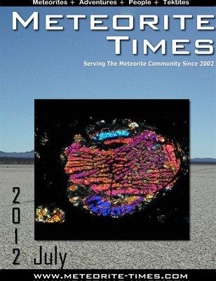 Meteorite Times Magazine - July 2012