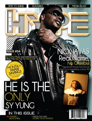 The Hype Magazine - Issue #54