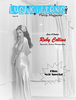 Film Noir- Ruby Collins Cover