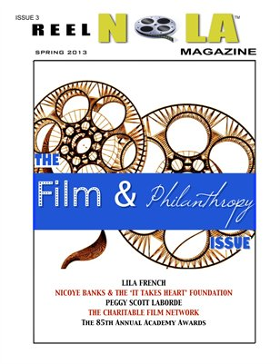 Reel Nola Magazine - ISSUE 3
