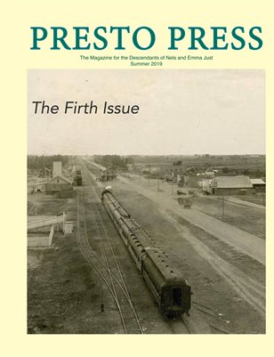 Summer 2019 Presto Press