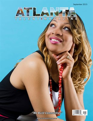 Atlanta Talent Magazine September 2015 Edition