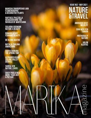 MARIKA MAGAZINE NATURE & TRAVEL (ISSUE 952 - MAY)
