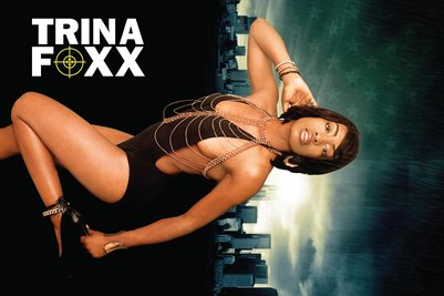 Trina Fox Movie Poster 18x12