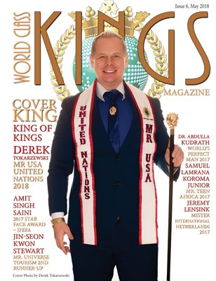 World Class Kings Magazine Issue 6 with Derek Tokarzewski
