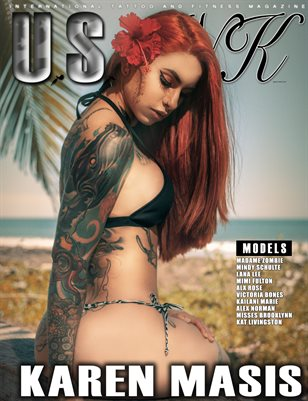 U.S. INK ISSUE #28