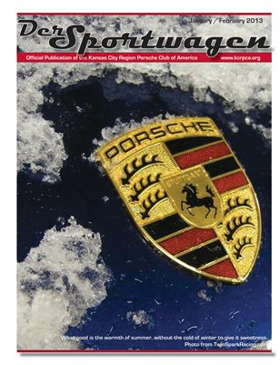 Der Sportwagen - January/February 2013