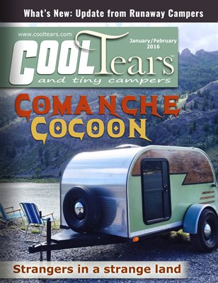 Cool Tears and Tiny Campers Jan/Feb 2016