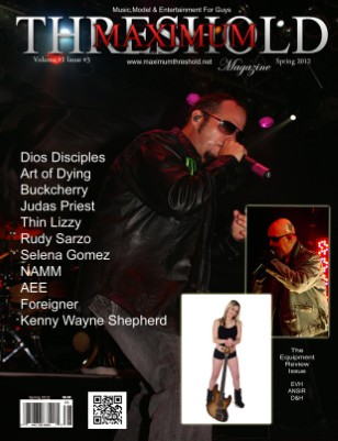 Maximum Threshold Magazine Issue#3 Spring 2012
