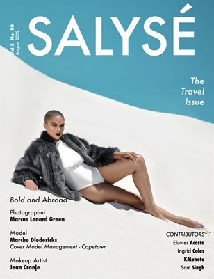 SALYSÉ Magazine | Vol 5 No 80 | AUGUST 2019 |
