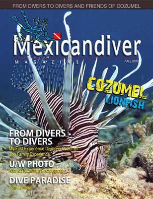 The Lionfish of Cozumel