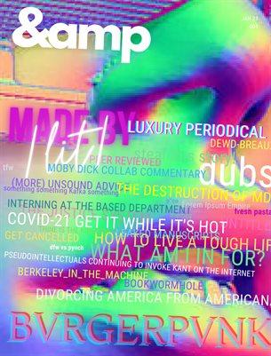 &amp Magazine Issue 001
