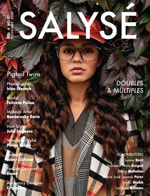 SALYSÉ Magazine | Vol 6 No 57 | NOVEMBER 2020 |