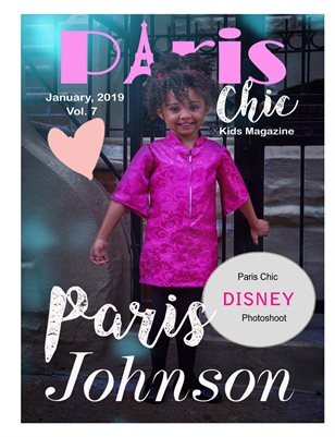 Paris Johnson