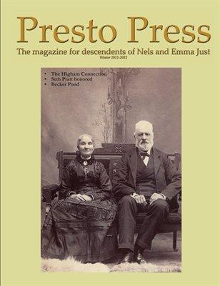 Presto Press, Fall 2011