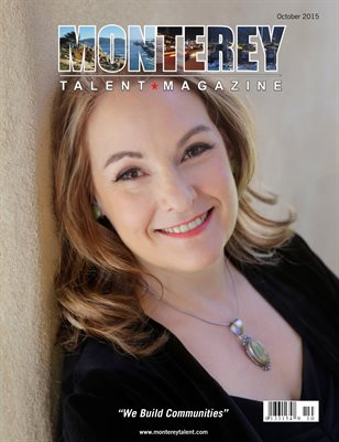 Monterey Talent Magazine October 2015 Edition
