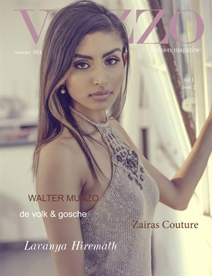 Vezzo Fashion Magazine Summer 2014