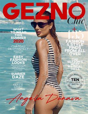 GEZNO Magazine May 2020 Issue #04