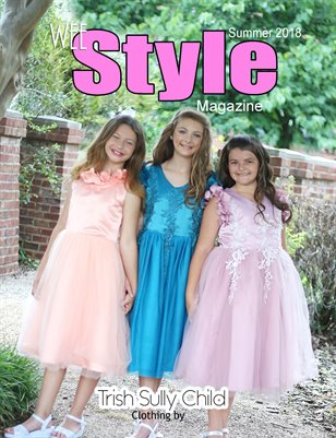 Wee Style Magazine Summer 2018 Issue