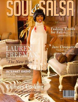 Soul and Salsa Magazine Fall 2016