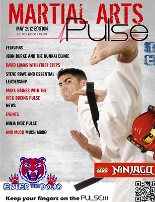 Martial Arts PULSE May 2012 Edition