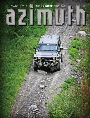 Azimuth March 2012