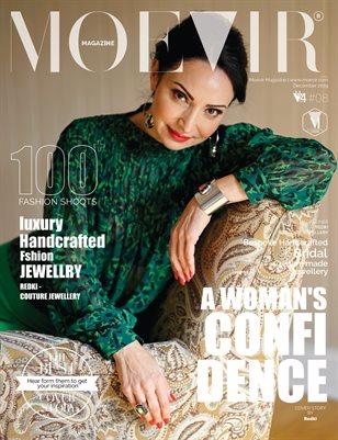 #8 Vol4 Moevir Magazine December Issue 2019