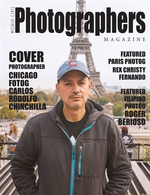 World Class Photographers Magazine with Carlos Rodolfo Chinchilla