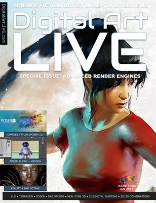 Digital Art Live Issue 4