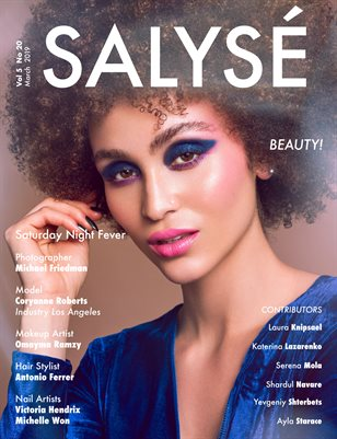SALYSÉ Magazine | Vol 5 No 20 | March 2019 |