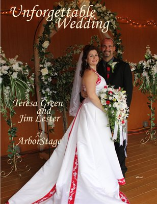 Wedding Photo Book Mr & Mrs Lester