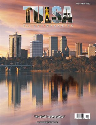 Tulsa Talent Magazine November 2012 Edition