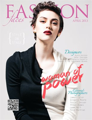 Fashion Faces Magazine April Issue 2013