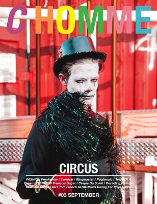 C HOMME #03 (COVER 2)