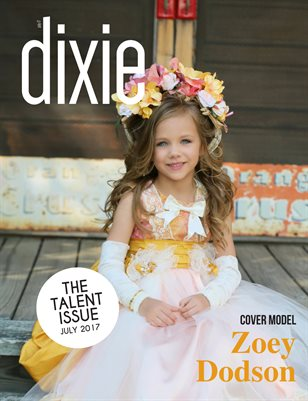 Dixie Magazine - July Talent 2017