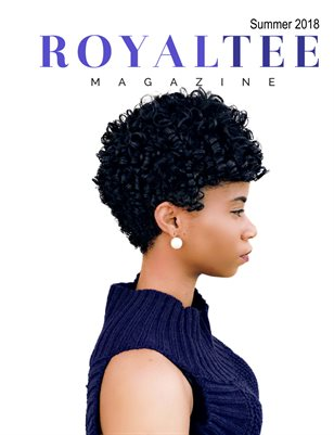 RoyalTee Magazine Summer Edition 2018