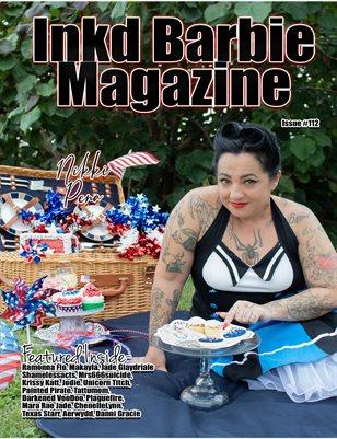 Inkd Barbie Magazine Issue #112 - Nikki Pena