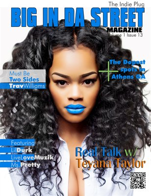 BIG IN DA STREET MAGAZINE Vol 2 Issue 5