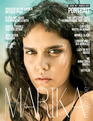 MARIKA MAGAZINE PORTRAIT (ISSUE 747 - MARCH)